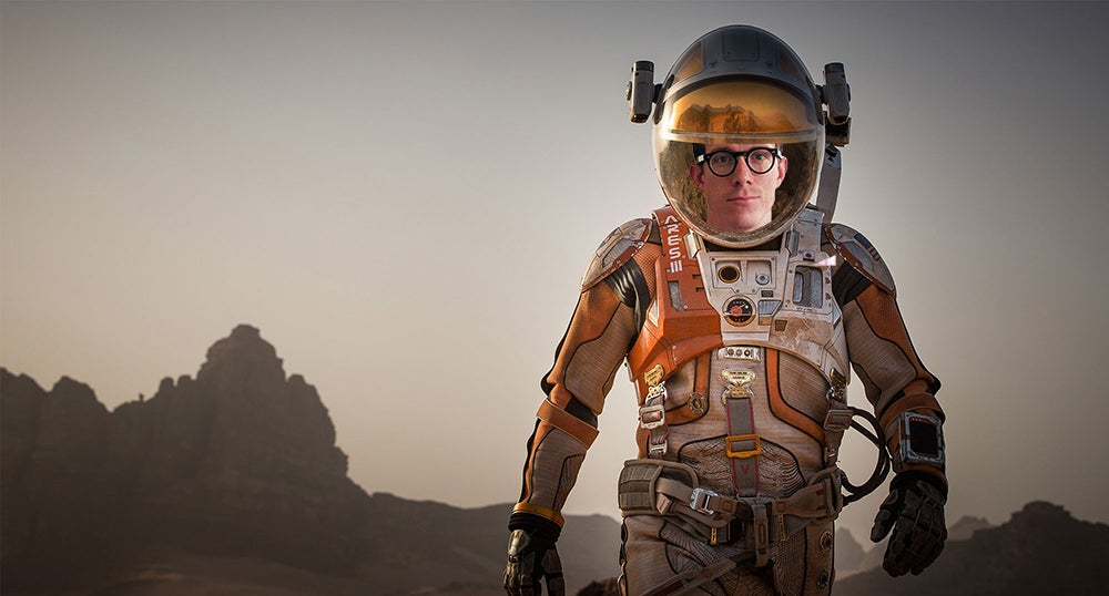 My Application to Become an Astronaut on NASA's First Mission to Mars