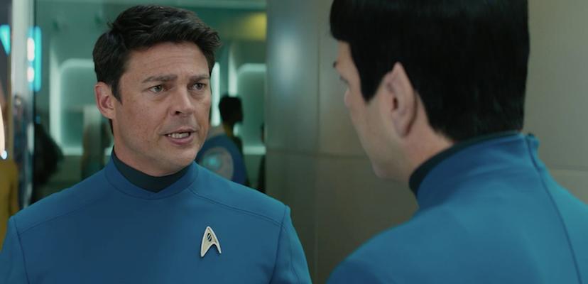Bones Teaches Spock About Love In A New Star Trek Beyond Clip