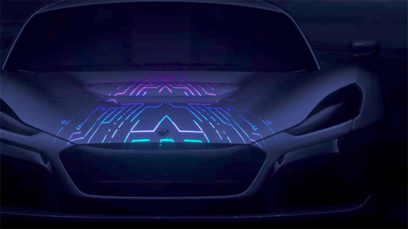 Rimac's New Electric Supercar Will Reportedly Be Able To Drive Itself