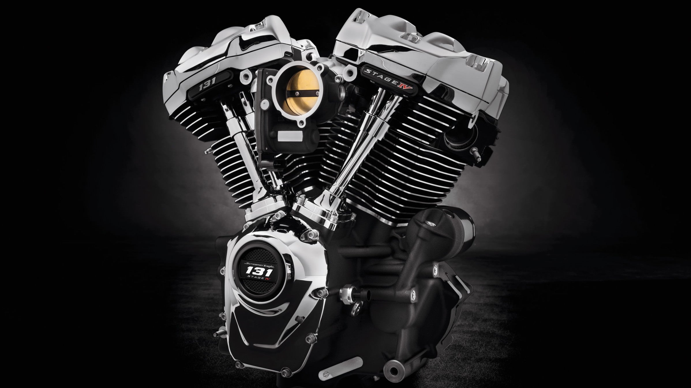 Harley-Davidson Steps Up To The V-Twin Challenge With A New 131 Cubic Inch Crate Motor