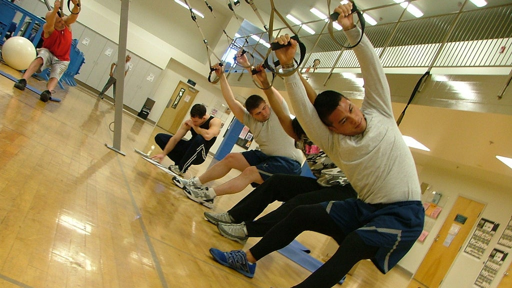 Make Jumping Exercises Lower Impact With Suspension Trainers