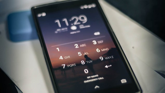 Do You Lock Your Phone With A Passcode?