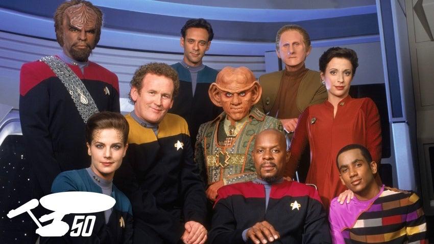 Deep Space NineIsStar Trek's Best World, Because It's The Real World