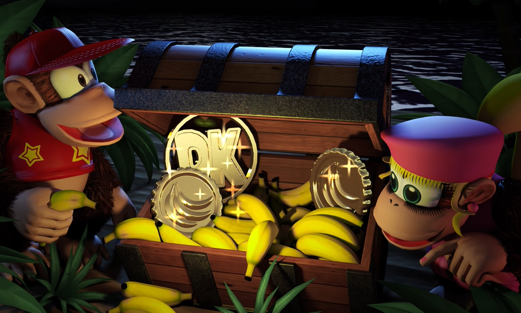 Fan Shows What A Donkey Kong Country 2 In HD Could Look Like