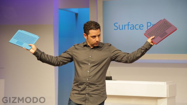 The Surface Pro 3 Has a Big, Beautiful 12-Inch Screen
