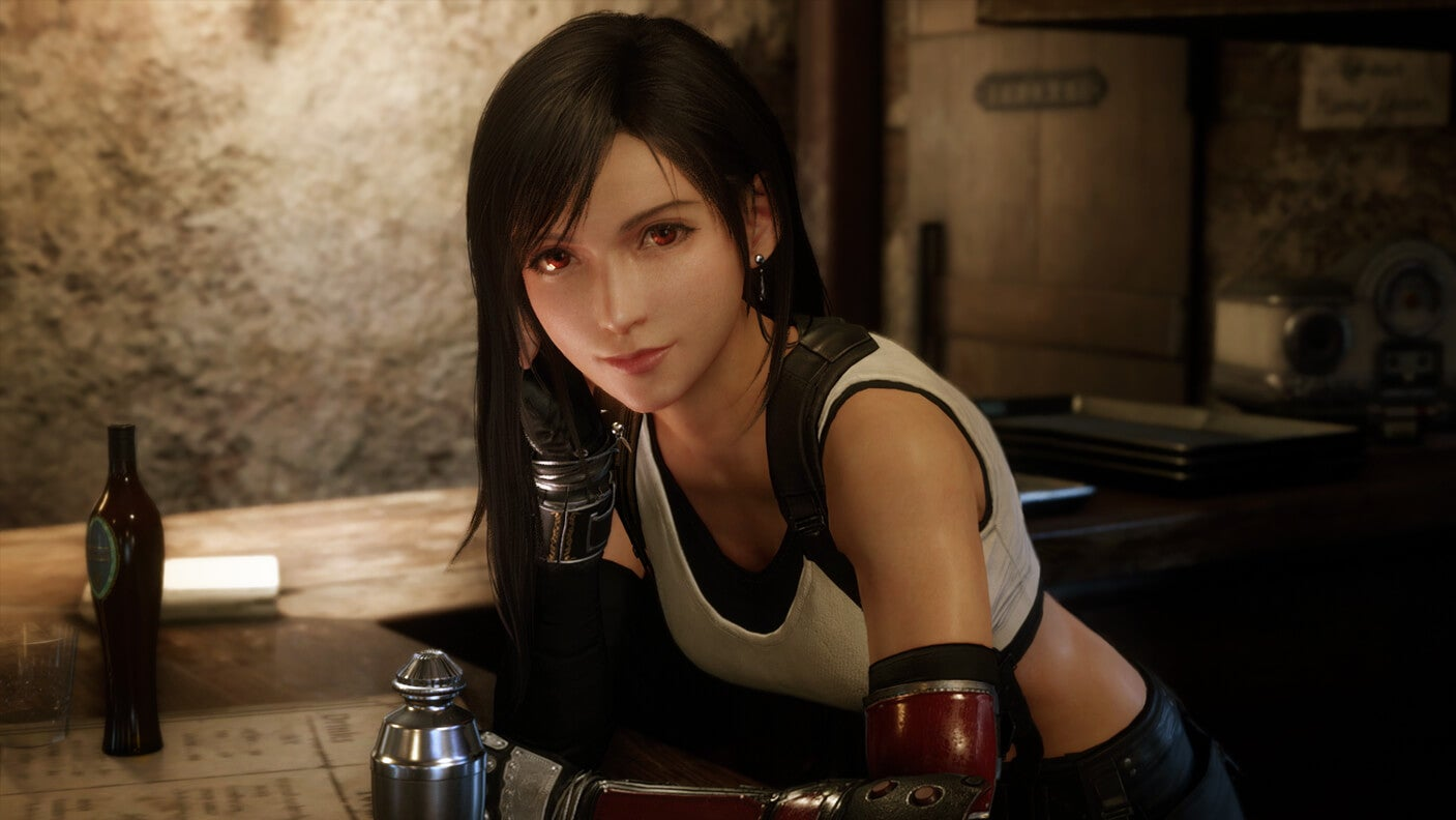 A Final Fantasy VII Remake Demo Is Out Now