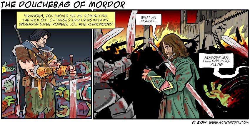 Sunday Comics: Can You Do A Barrel Roll?
