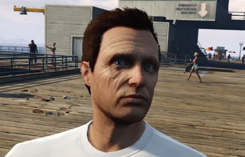 Making Friends In GTA V Is Hard