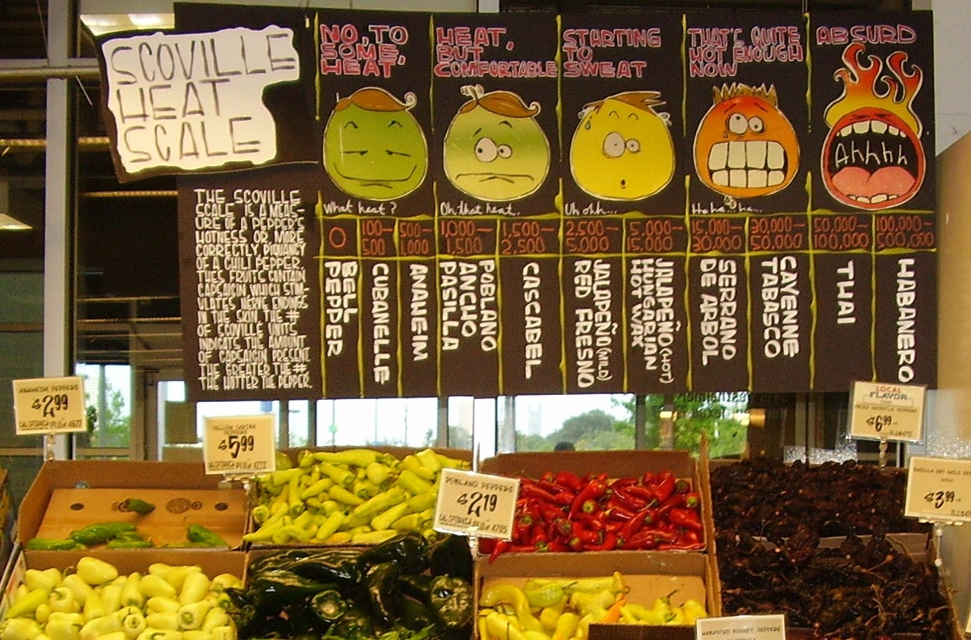 How Does The Scoville Scale Measure The Exact Hotness Of A Pepper?