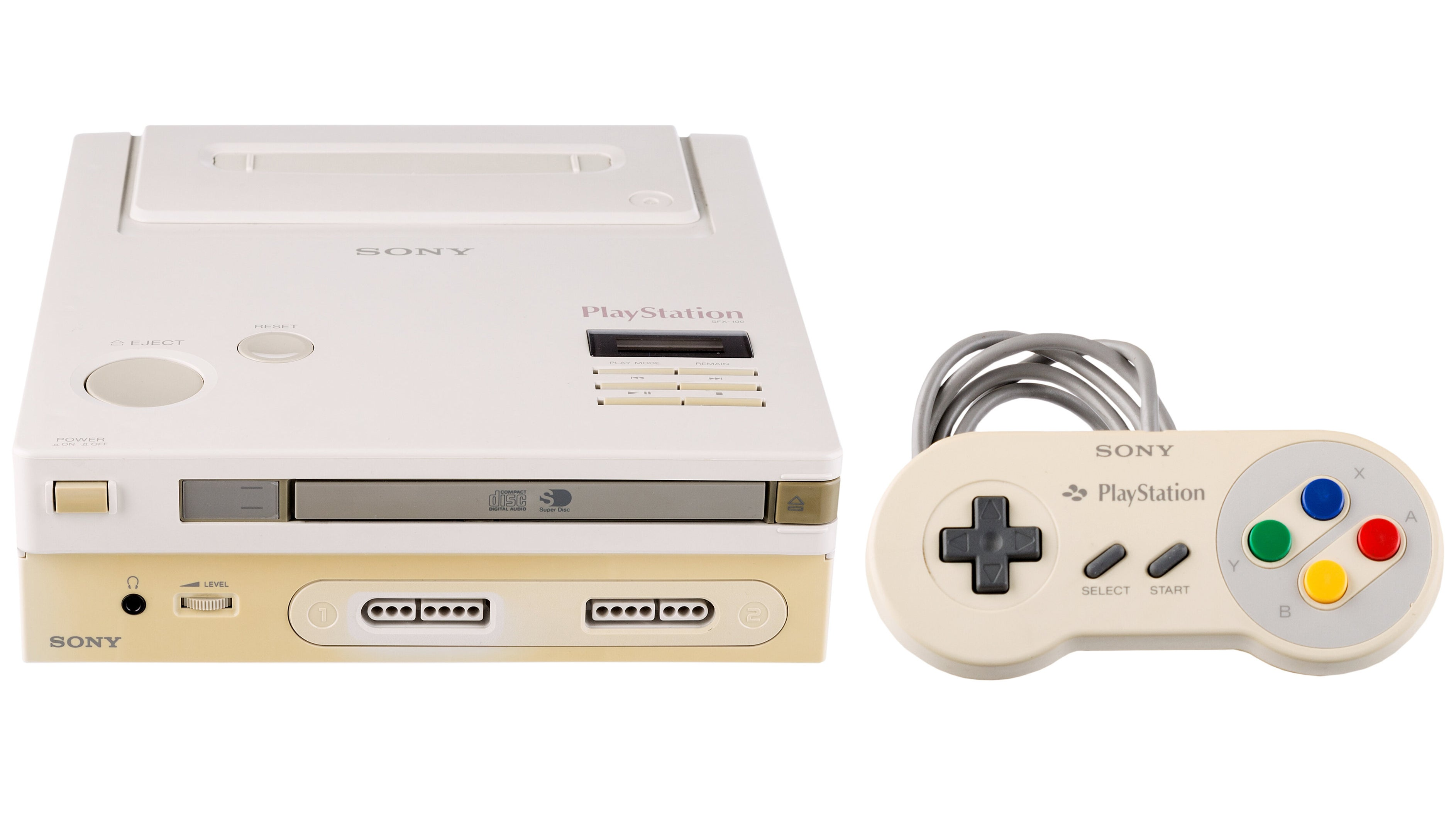 The Man Behind Pets.Com Bought The 'Nintendo Play Station' Console For $540,000