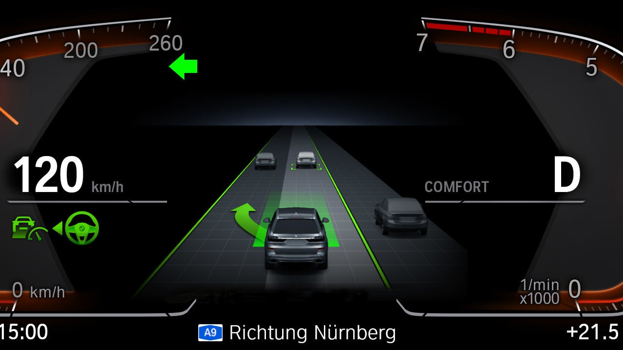 Study: Drivers Continue To Be Spooked By Automatic Lane Centring