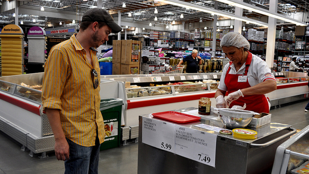 Reduce Warehouse Club Impulse Buys by Taking a