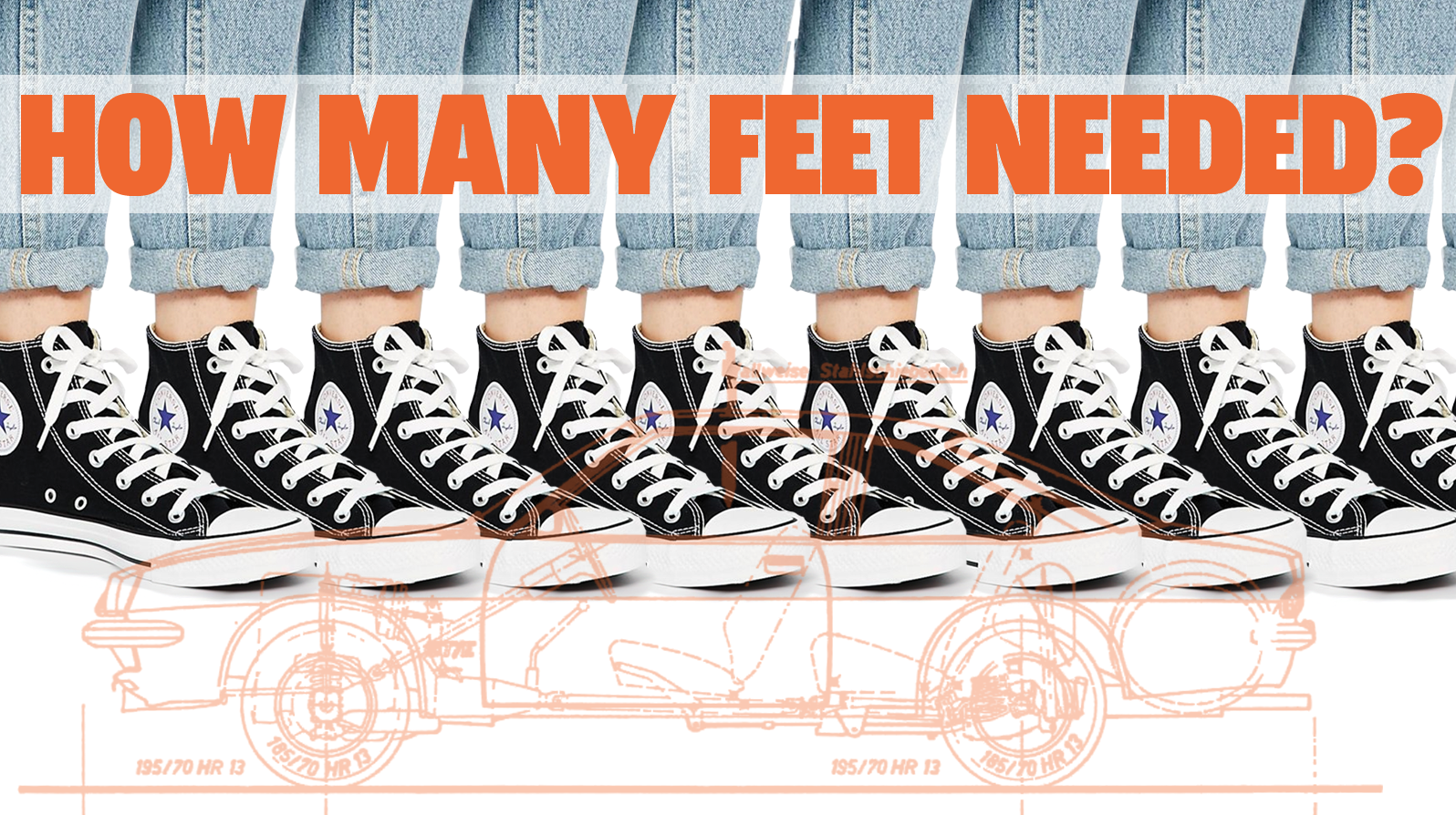 Quick Question: What's The Most A Car Can Demand Of Your Feet?