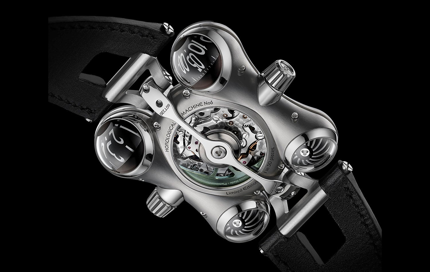 Of Course This Six-Figure Watch Was Inspired By a Space Captain Cartoon