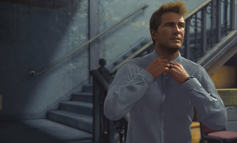 Why Video Game Characters Almost Never Remove Their Clothes