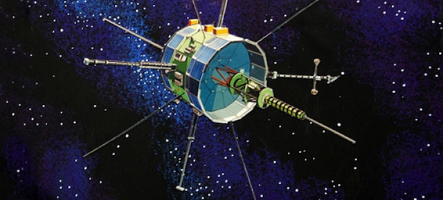 NASA Is Letting Citizens Commandeer a Long-Lost Satellite