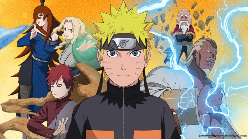 The Creator Of Naruto Is Involved With That Dreaded Live-Action Movie