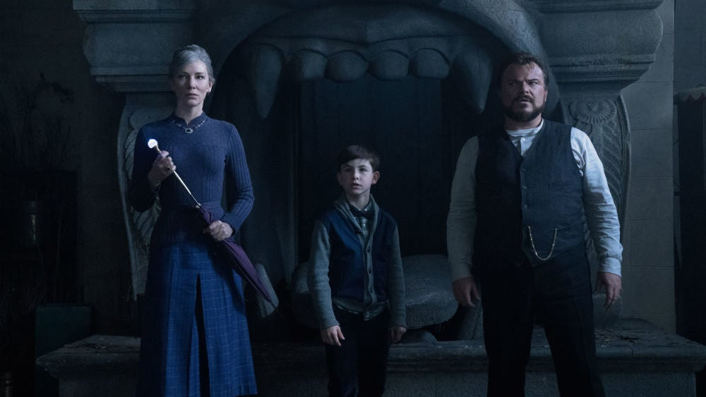 The House With A Clock In Its Walls Trailer Features A Whole Different Kind Of Haunted House