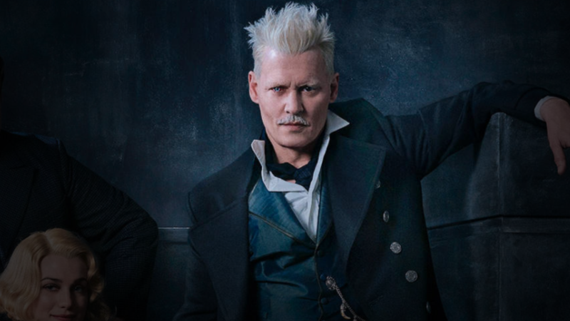 Fantastic Beasts 2Director Offers A Truly Gross Defence For Casting Johnny Depp