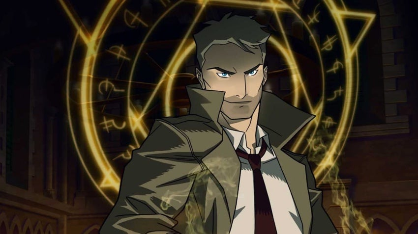 The CW Revives Matt Ryan's Constantine as Animated Series