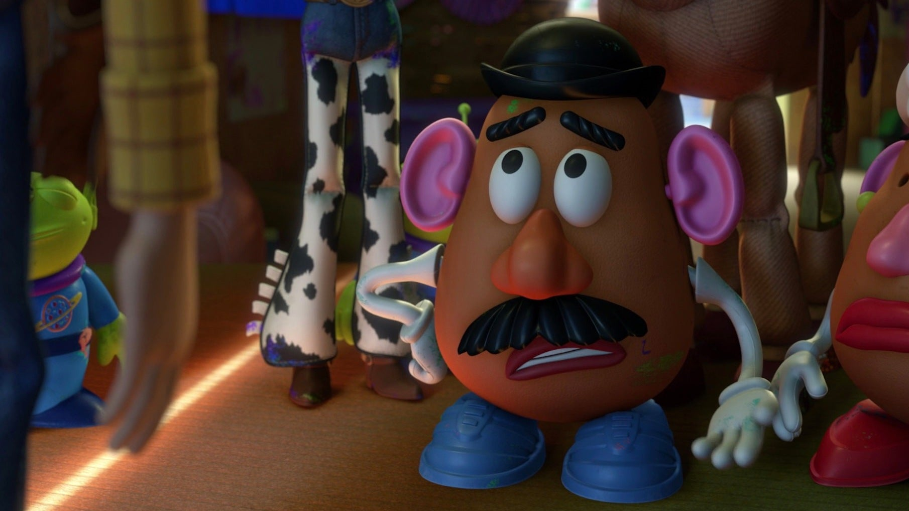 Toy Story 4 Uses Past Audio To Craft A Posthumous Don Rickles Performance