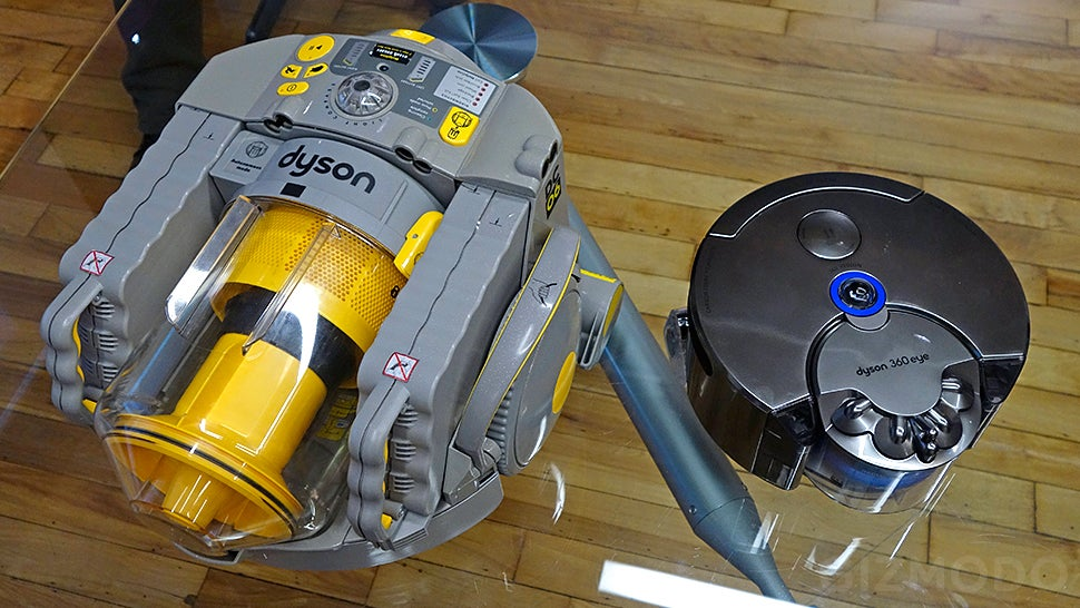 Dyson's First Robovac Sucks Up All Your Dirt and Cash