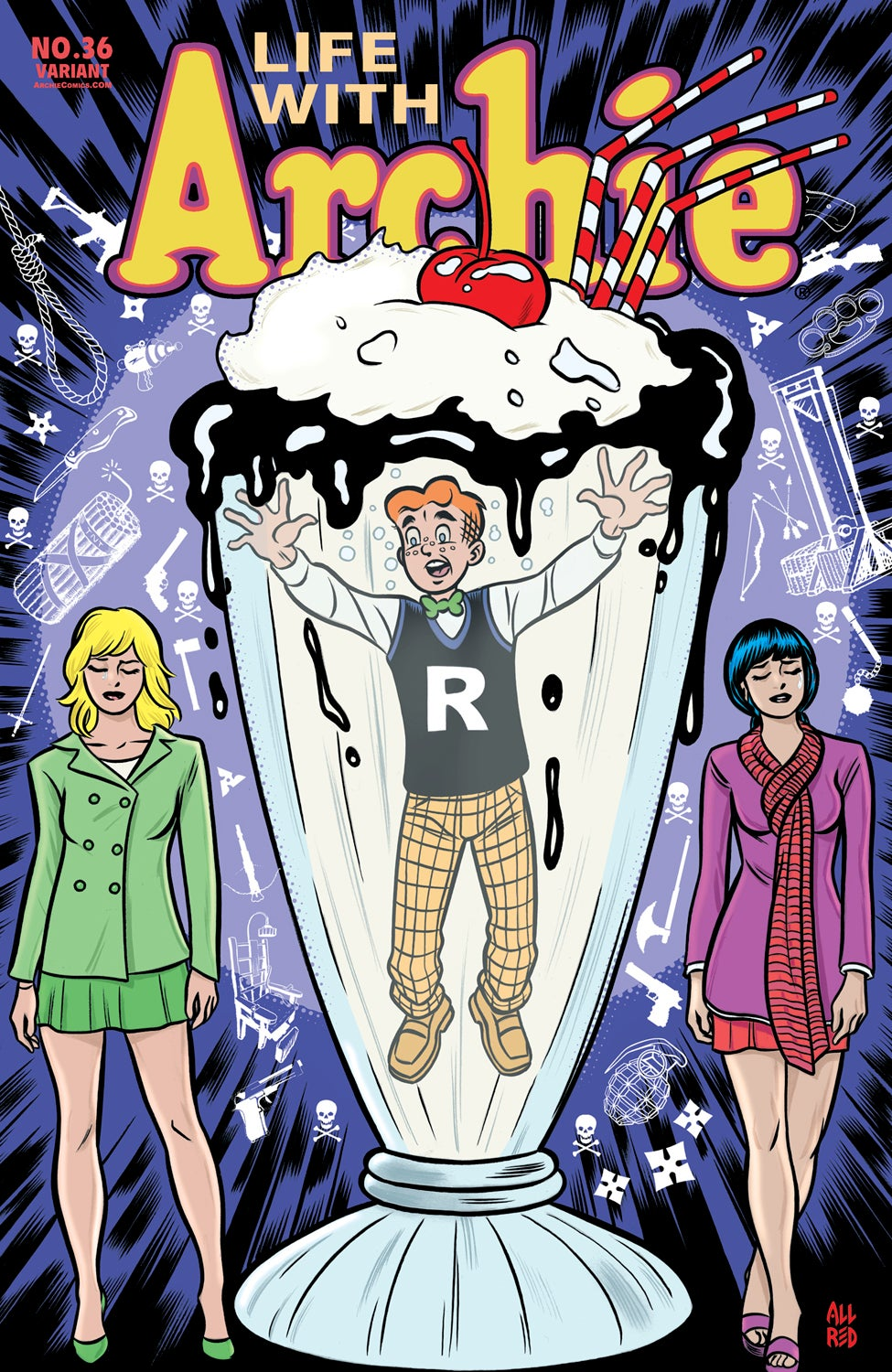 They're Killing Off Archie In July