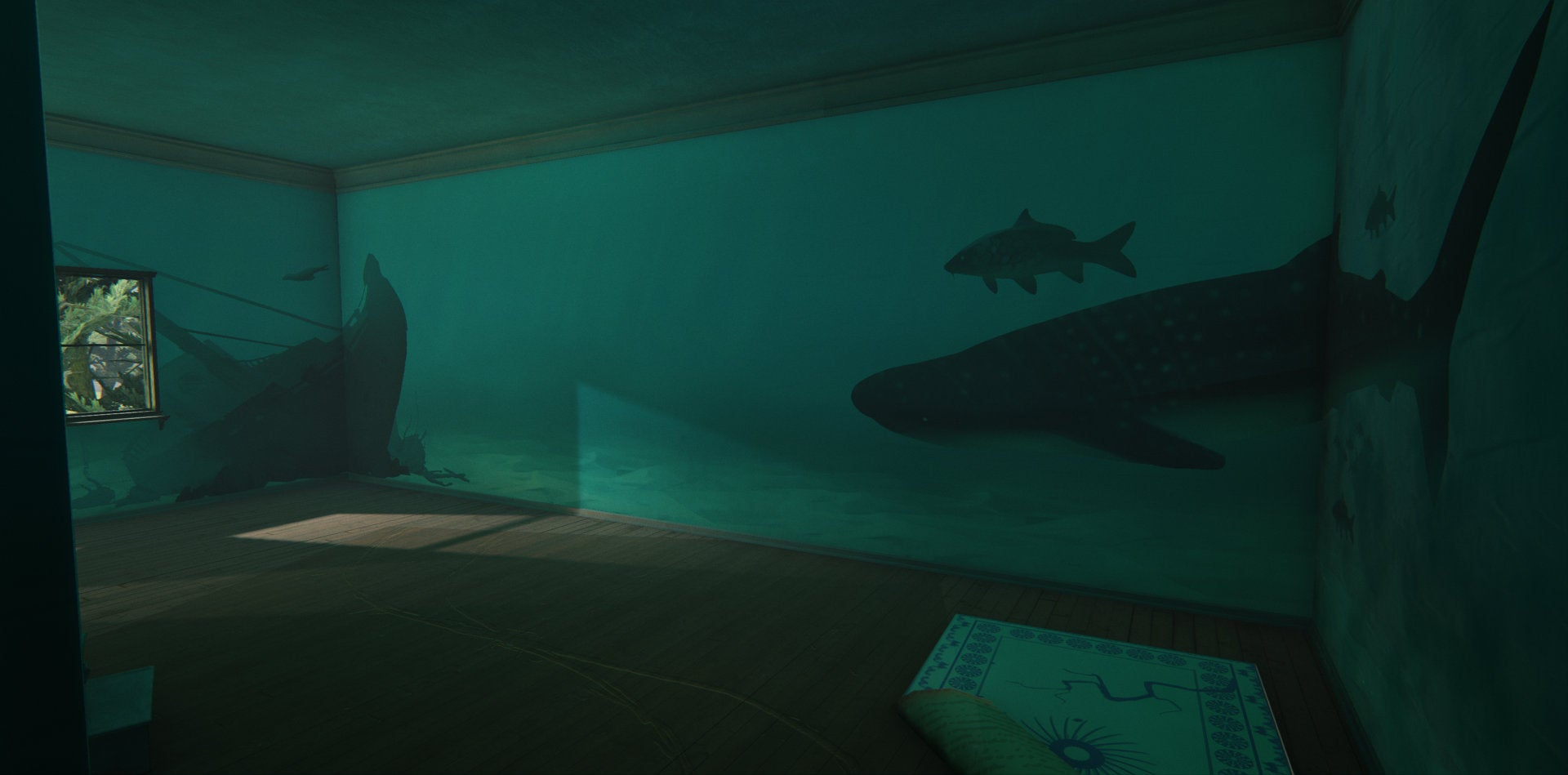 A Game Where You're A Cat. Then A Shark. Then A Tentacle Monster