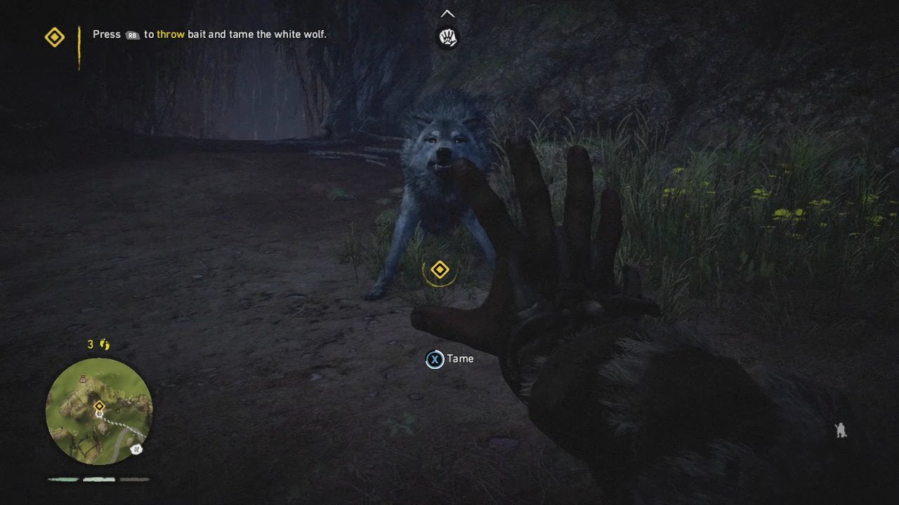 The Dangerous Animals I've Pet In Far Cry Primal