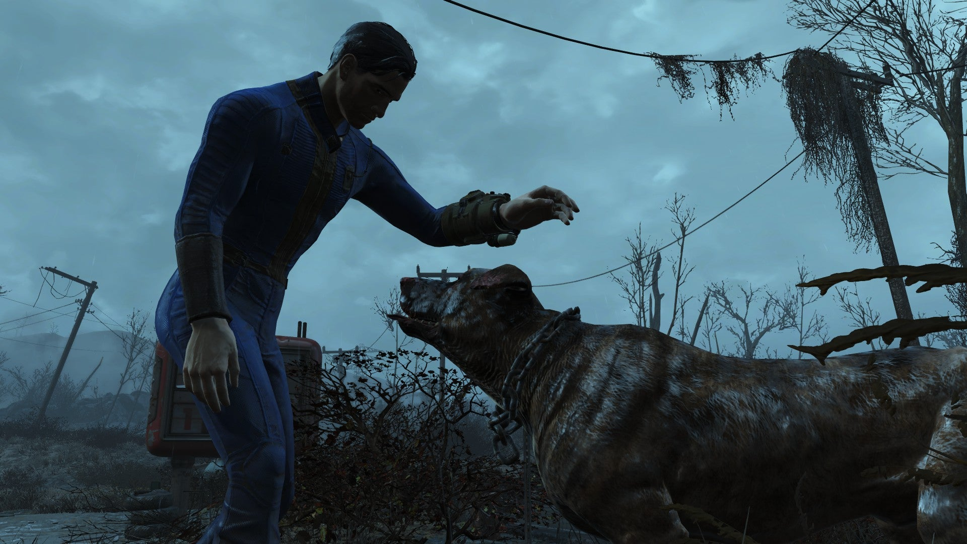 Fallout 4 Mod Lets You Pet Any Dog