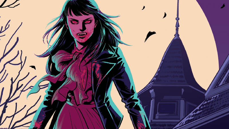 Vampironica Returns For Another Bite Of Her Own Comic Adventures