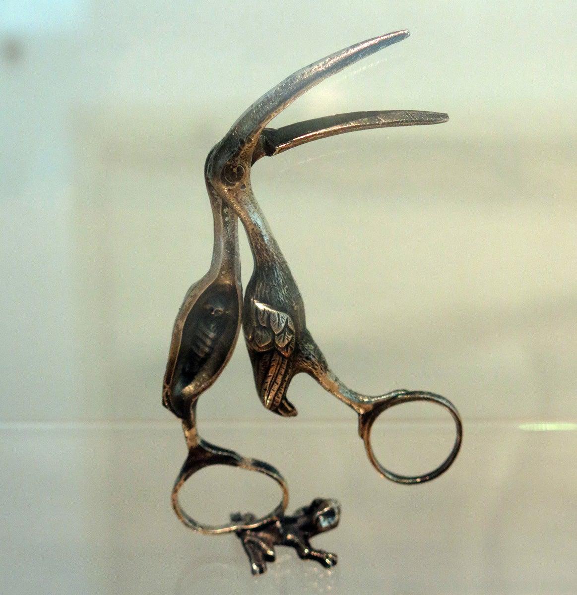 The Extraordinary Evolution of Scissors