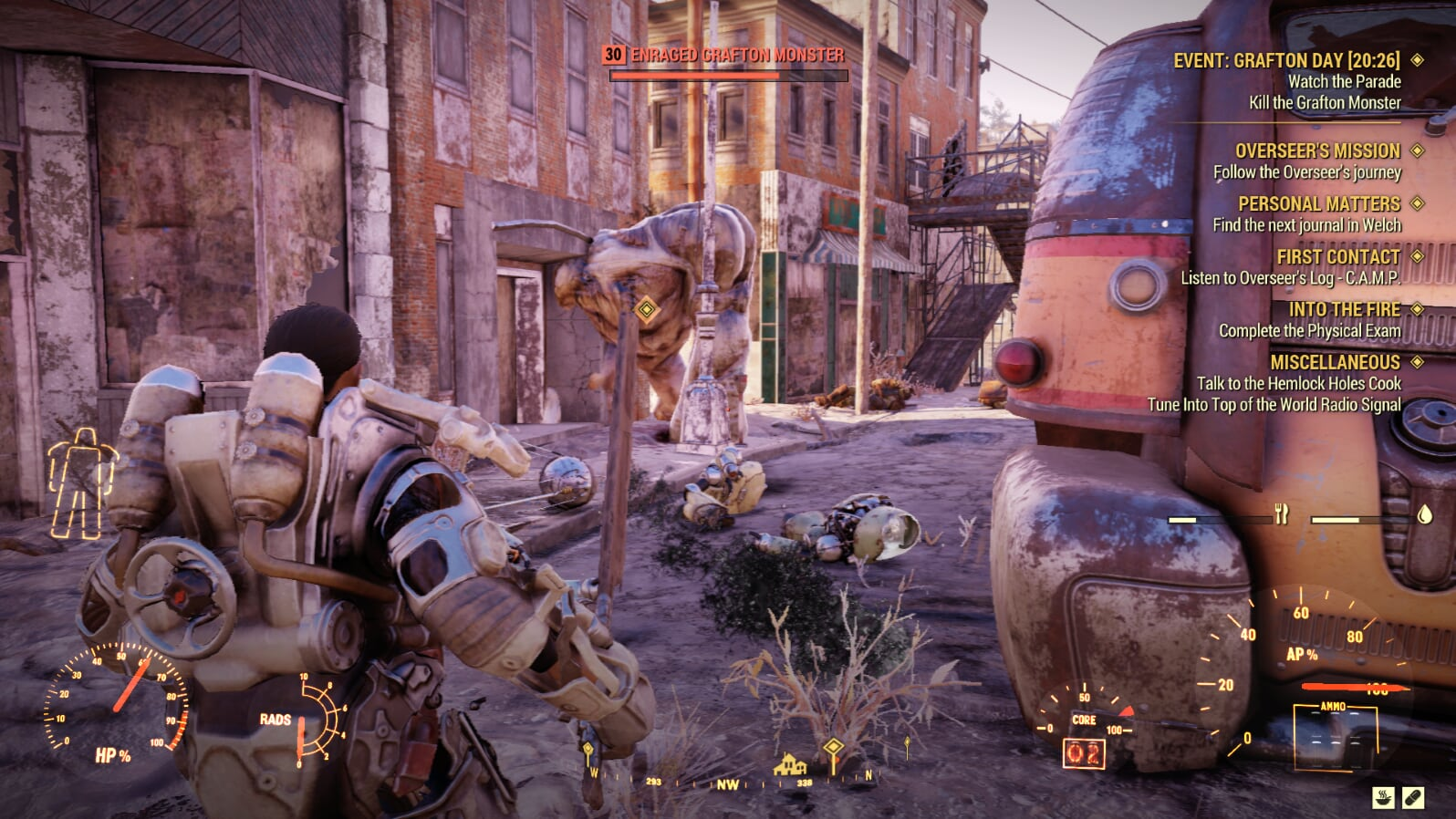 The Next Fallout 76 Patch Will Bring Some Much-Needed Fixes