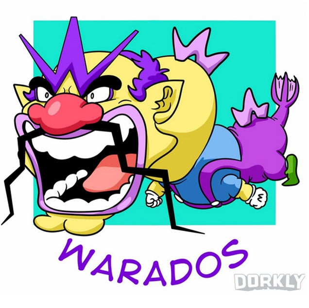 Wario Turns Pokémon Into Evil Little Creatures
