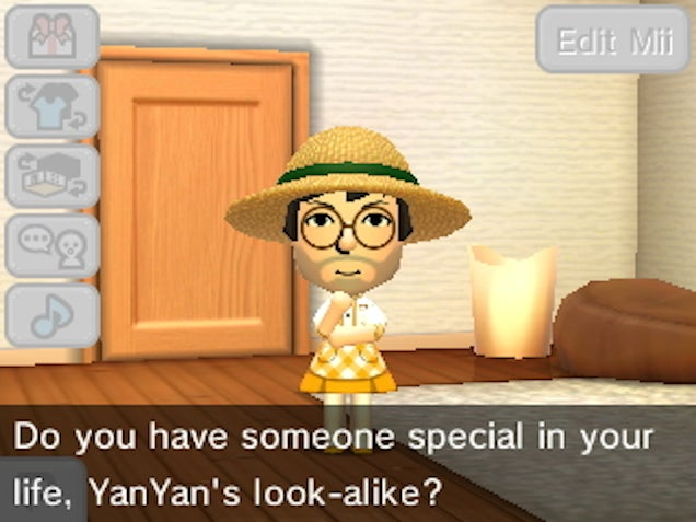 The Weirdest Things My Miis Are Saying To Me