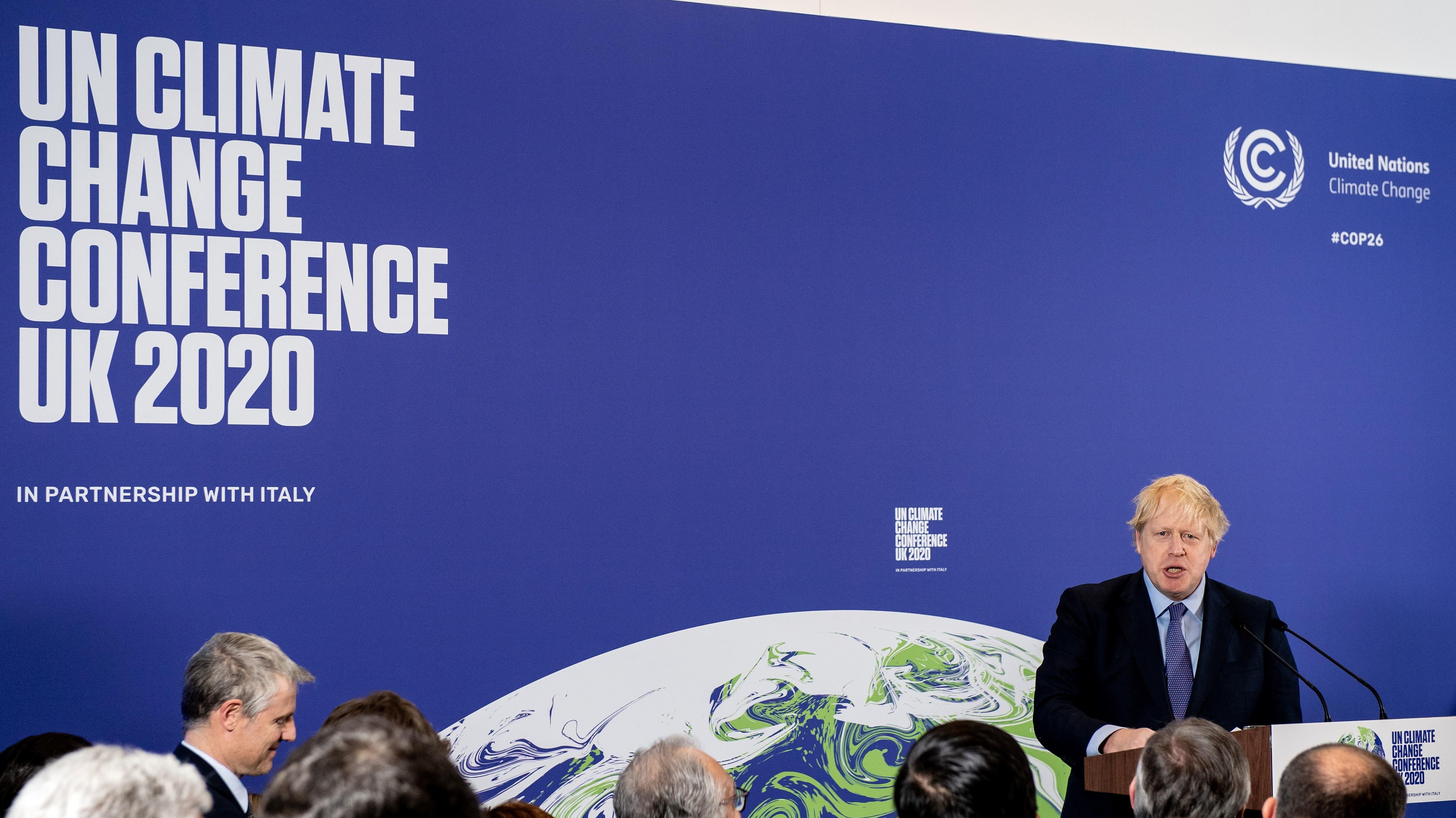 UN Climate Talks Are Delayed, And Maybe That's Good