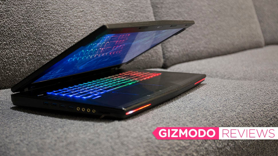 MSI's GT72s Tobii Eye-Tracking Laptop: The Future, But Not The Present