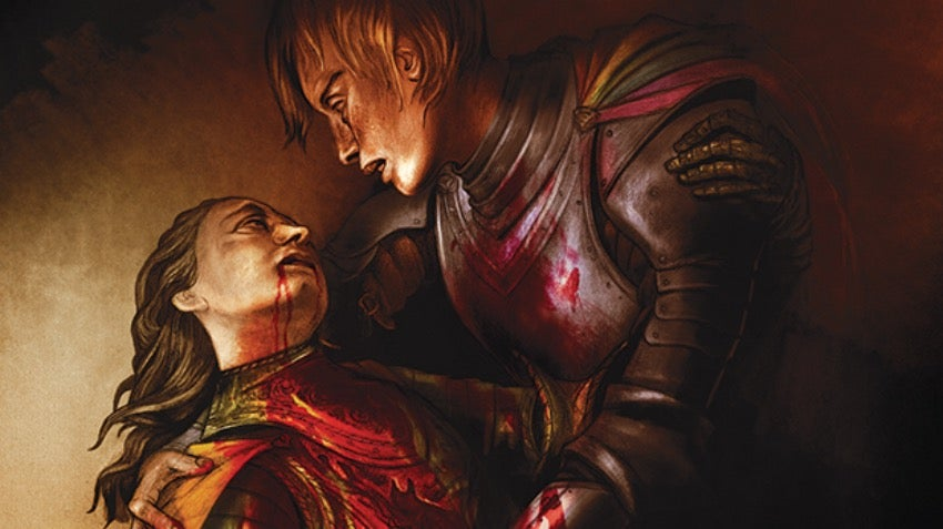 George R.R. Martin's A Clash Of Kings Gets A Gorgeous (and Bloody) Collector's Edition