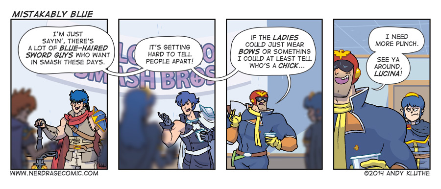 Sunday Comics: Can't Winning Find