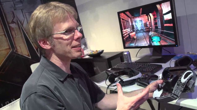 John Carmack's Former Employer Says He Stole Their Tech