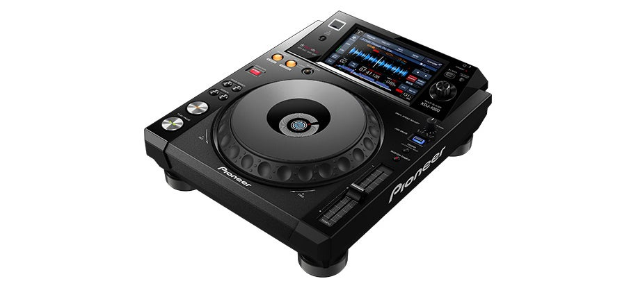 This CD DJ Deck Doesn't Play CDs