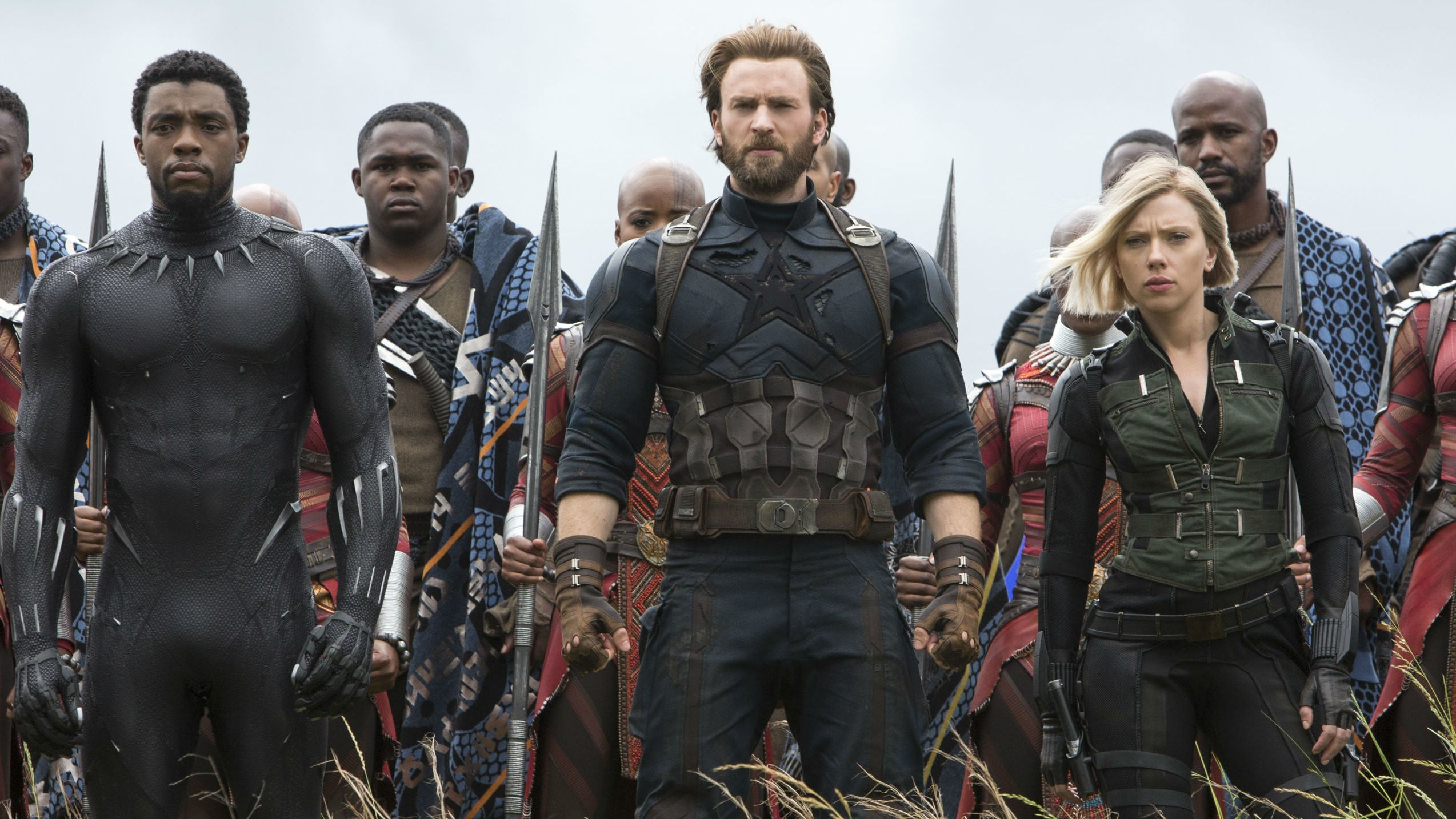 Captain America And Black Widow Have Been Through Some Crap Since Civil War