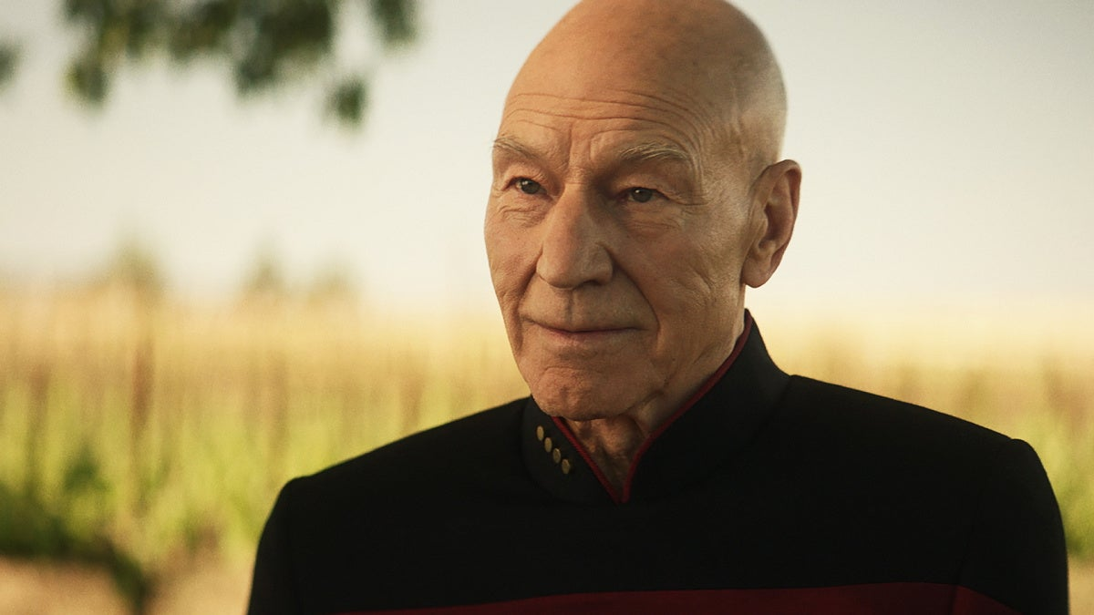 Star Trek: Picard's First Episode Is Free To Engage On YouTube
