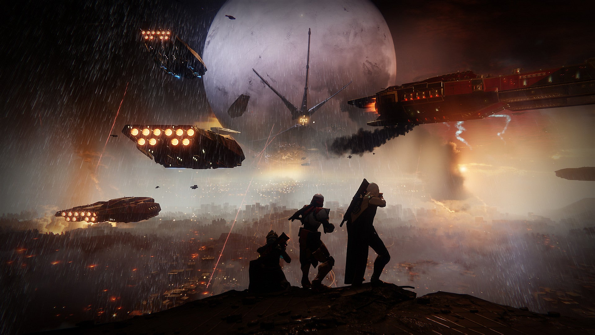 Bungie Outlines The Future Of Destiny 2: Cross-Save, No Exclusives, Free-To-Play Base Game