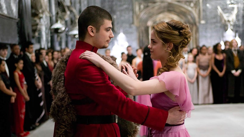 An Extra Love Triangle Was Cut From The Harry Potter And The Deathly Hallows Movie