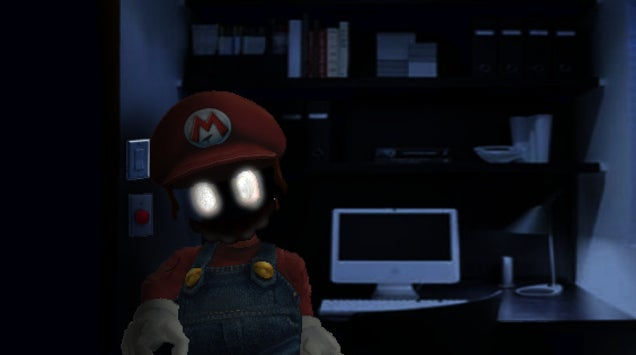 Five Nights At Wario's Makes Nintendo Terrifying