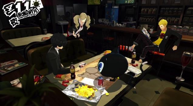 Analysing the Persona 5 Trailer