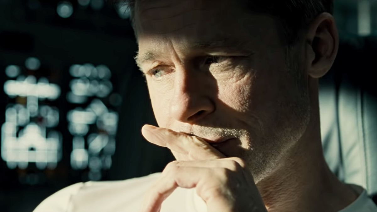 Ad Astra Director Broke The Rules Of Space For Brad Pitt's Acting