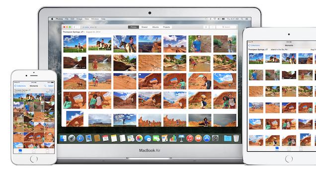 OS X 10.10.3 Arrives with New Photos App