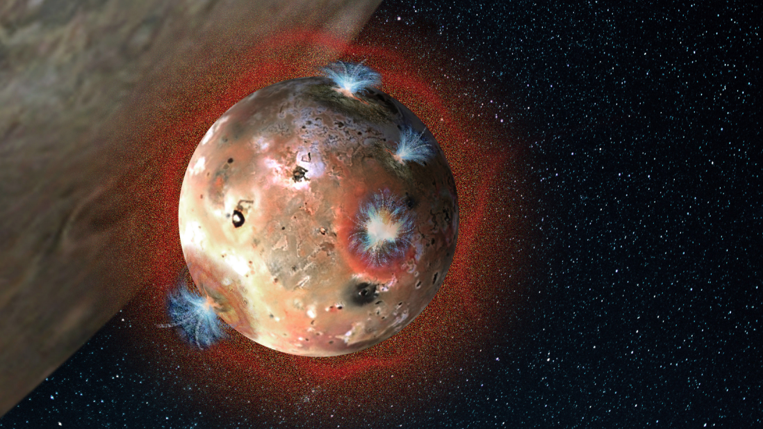 Io's Atmosphere Keeps Collapsing